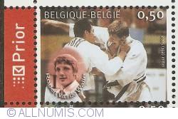Image #1 of 0,50 Euro 2005 - Judo - Robert Van de Walle