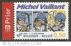 Image #1 of 0,50 Euro 2005 - Michel Vaillant