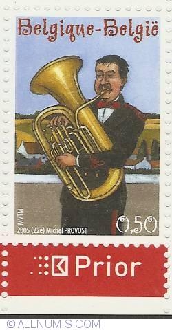 Image #1 of 0,50 Euro 2005 - Tuba