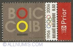 Image #1 of 0,52 Euro 2006 - Centennial of Belgian Olympic Committee