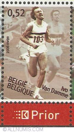 0,52 Euro 2006 - Memorial Van Damme - Ivo Van Damme