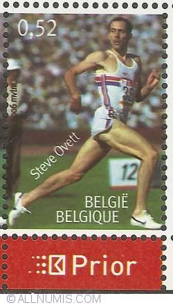 Image #1 of 0,52 Euro 2006 - Memorial Van Damme - Steve Ovett
