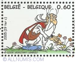 Image #1 of 0,60 Euro 2005 - Asterix in Belgium - Getafix (Panoramix)