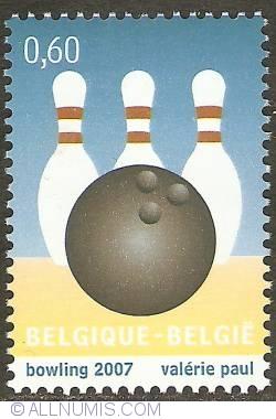 0,60 Euro 2007 - Bowling