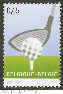 Image #1 of 0,65 Euro 2007 - Golf