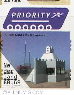 0,69 Euro 2006 - FAT - Fiets en Stal