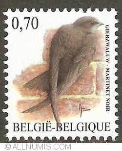 Image #1 of 0,70 Euro 2007 - Common Swift