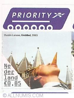 0,85 Euro 2006 - Dustin Larson - Untitled
