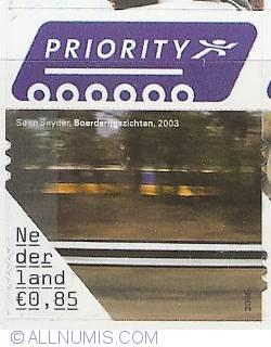 0,85 Euro 2006 - Sean Snyder - Boerderijgezichten