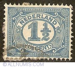 Image #1 of 1-1/2 Cent 1908