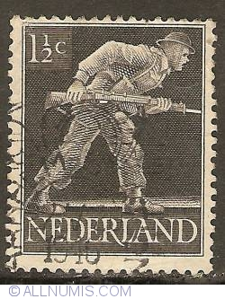 Image #1 of 1 1/2 Cent 1944 - Liberation