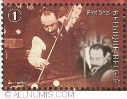 Image #1 of 1° 2007 - Belgian Billiard Champions - Piet Sels