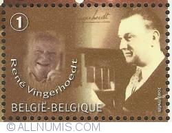 1° 2007 - Belgian Billiard Champions - René Vingerhoedt