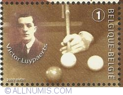 Image #1 of 1° 2007 - Belgian Billiard Champions - Victor Luypaerts