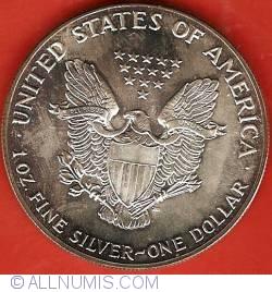 Image #1 of 1 Dollar 1987