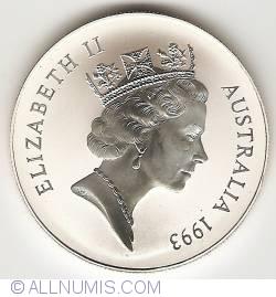Image #1 of 1 Dollar 1993 - Kangaroo