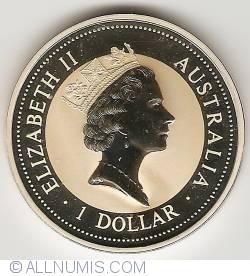 Image #1 of 1 Dollar 1995 - Kookaburra