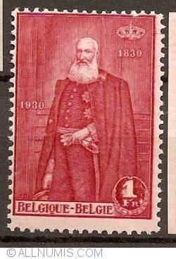 Image #1 of 1 Franc 1930 - Centenary of Belgium