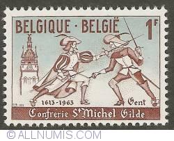 Imaginea #1 a 1 Franc 1963 - Scrima