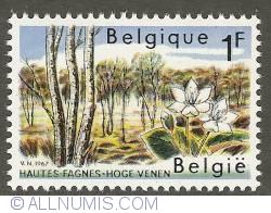 Image #1 of 1 Franc 1967 - Plants of the Hautes Fagnes