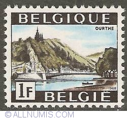Image #1 of 1 Franc 1968 - Valley of the Ourthe