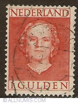 Image #1 of 1 Gulden 1949