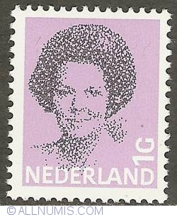 Image #1 of 1 Gulden 1982