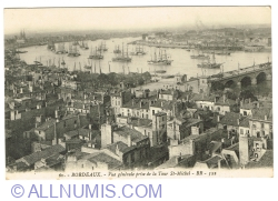 Image #1 of Bordeaux - General View from Tour St. Michel (1916)