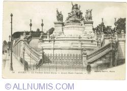 Image #1 of Rouen - La Fontaine Sainte Marie (1919)