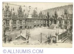 Image #1 of Rouen - Palais de Justice - Parlement de Normandie (1919)