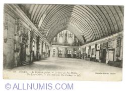 Image #1 of Rouen - Palais de Justice - Parlement de Normandie - La Salle des Pas Perdus (1919)
