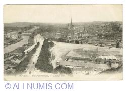 Image #1 of Rouen - Panoramic View (1919)