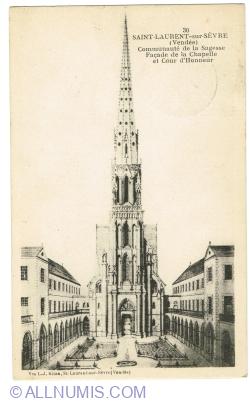 Saint-Laurent-sur-Sèvre - Communauté de la Sagesse (1937)