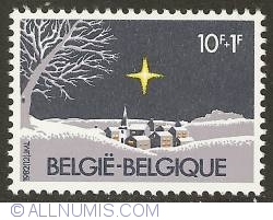 Image #1 of 10 + 1 Francs 1982 - Christmas