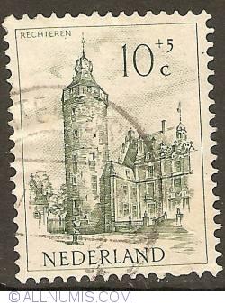 Image #1 of 10 + 5 Cent 1951 - Rechteren Castle