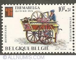 Image #1 of 10 + 5 Francs 1975 - Grinder