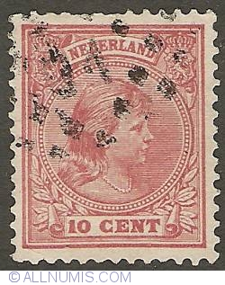Image #1 of 10 Cent 1891
