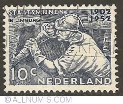 Image #1 of 10 Cent 1952 - Miner