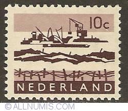 10 Cent 1963 - Delta Works