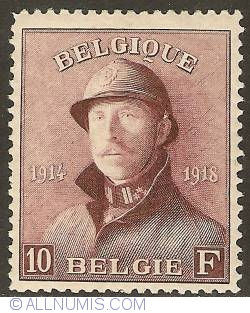 Image #1 of 10 Francs 1919