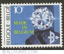 Image #1 of 10 Francs 1983 - Diamond Industry