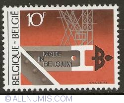 10 Francs 1983 - Steel Industry