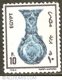 Image #1 of 10 Piastres 1989 - Vase