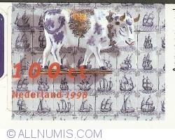 Image #1 of 100 Cent 1998 - Delftware