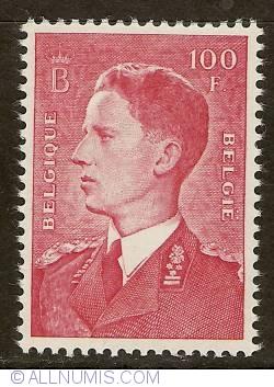 Imaginea #1 a 100 Francs 1958
