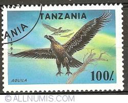 Imaginea #1 a 100 Shillings 1994 - Eagle