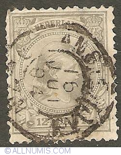 Image #1 of 12 1/2 Cent 1891