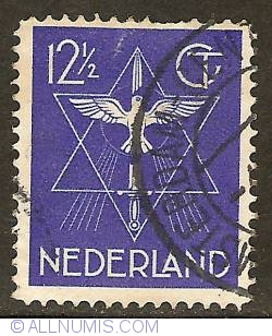 Image #1 of 12 1/2 Cent 1933 - Peace