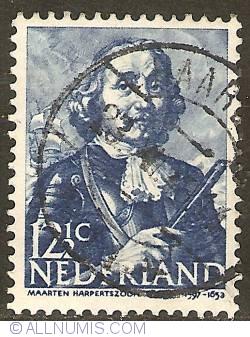 12 1/2 Cent 1943 - Maarten Tromp
