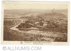 Image #1 of Echternach - Panorama and the river Sauer (1935)